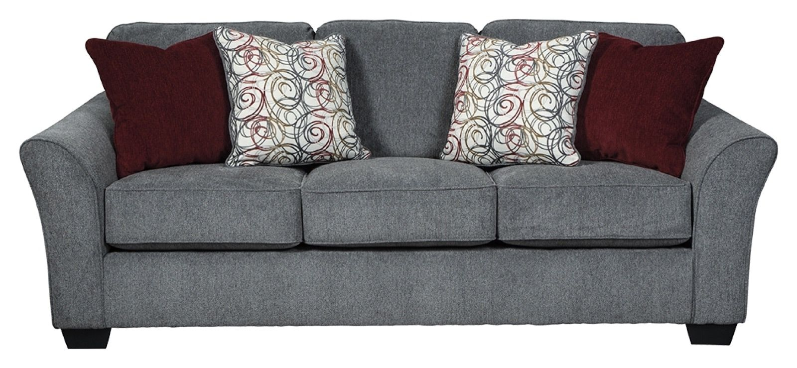 Signature Design Idelbrook Gray Sofa