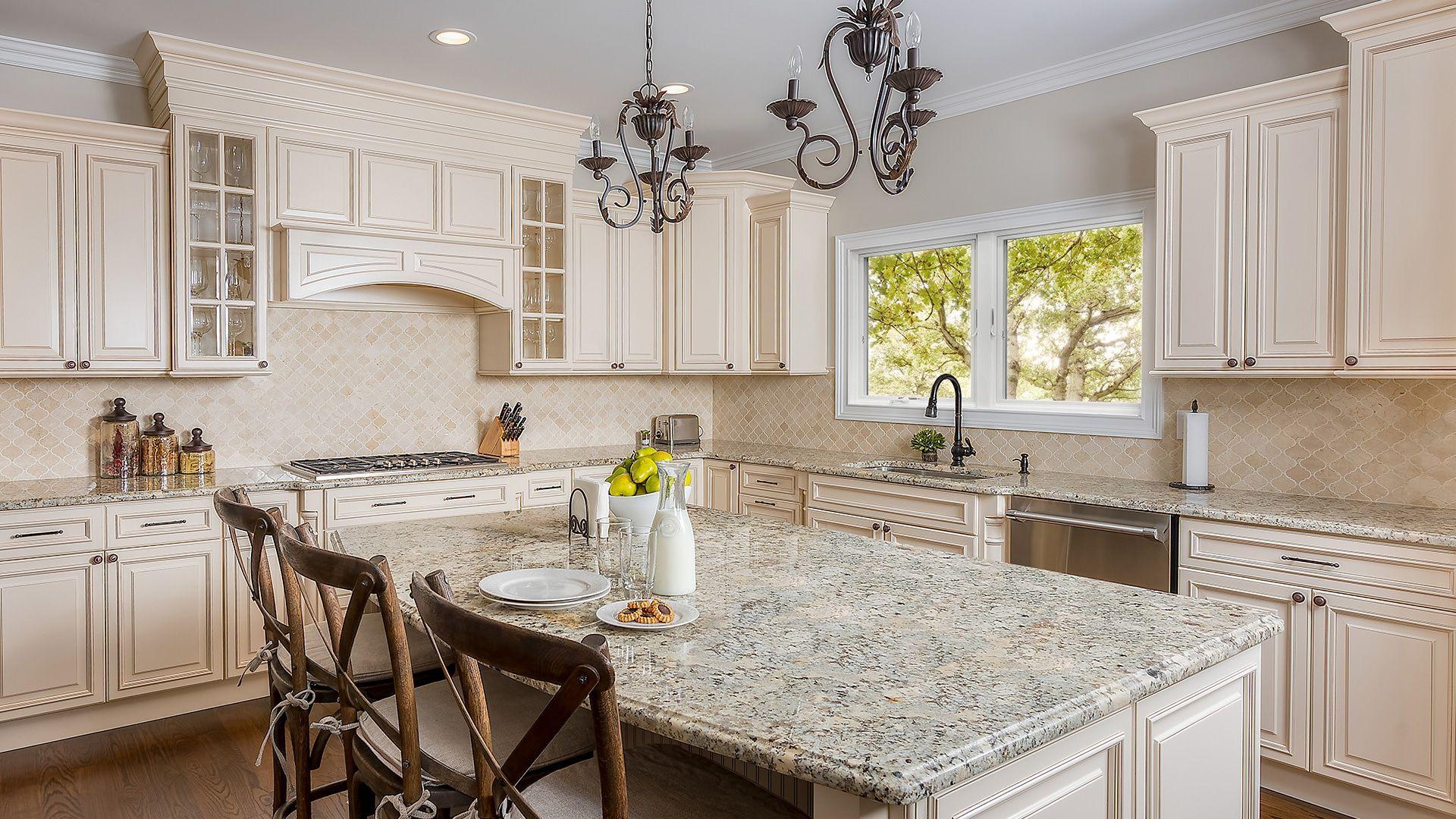 Ivory Kitchen Cabinets