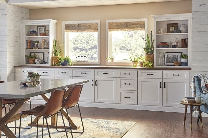 Wolf Classic Expression York White Paint Cabinets Kitchen Cabinets Kitchen