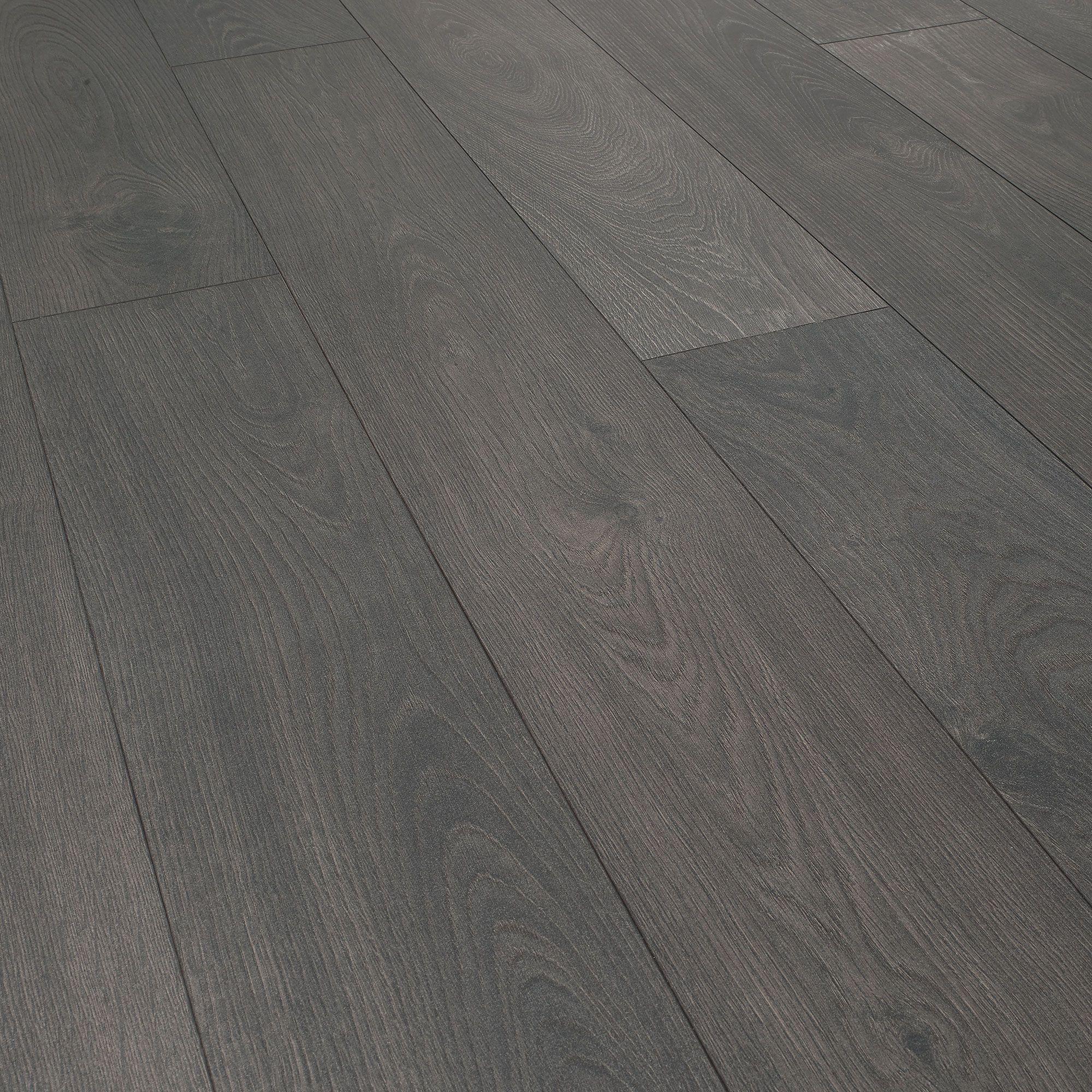 Kronoswiss Swiss Authentic Zermatt Oak 8mm Textured Laminate Flooring